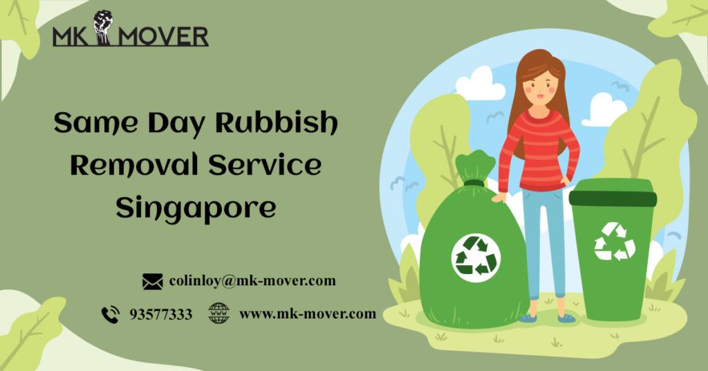 Rubbish Removal Singapore