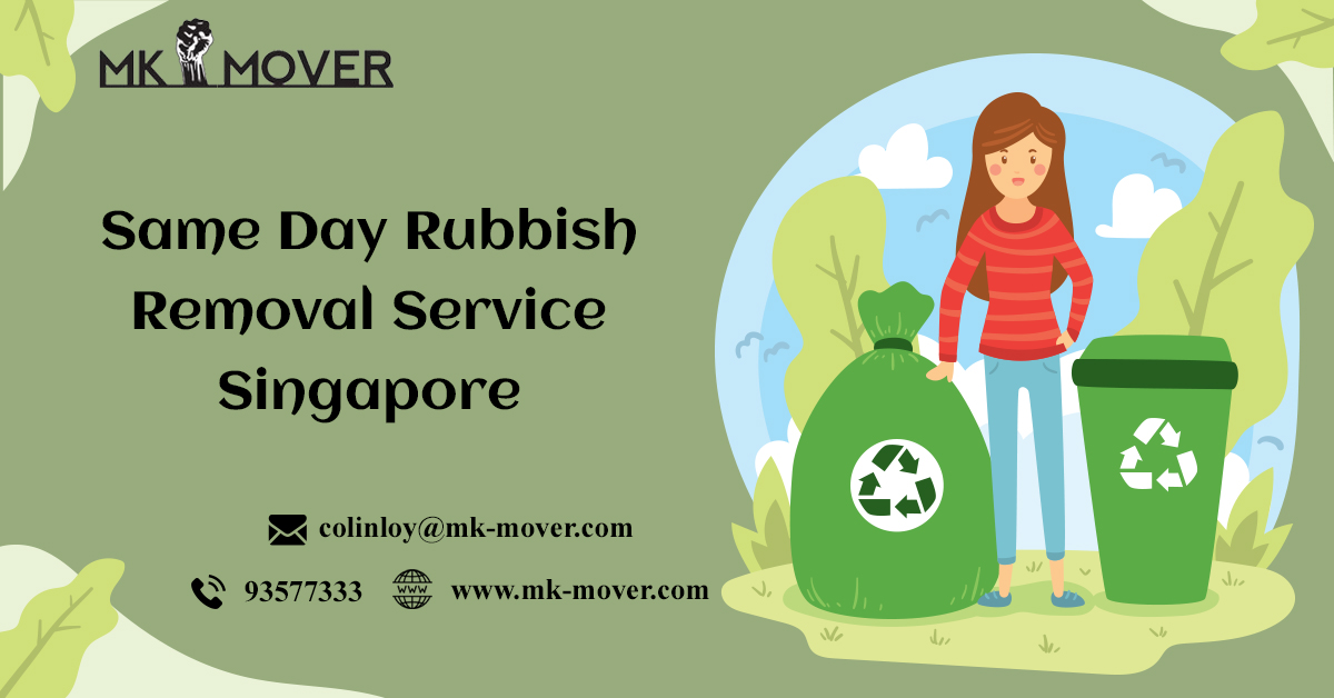 Where to Find Cheap Same Day Rubbish Removal Near Me